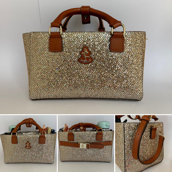 STYLE OF THE WEEK! - BLING RINK TOTE