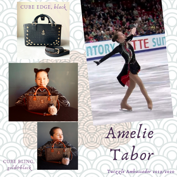 Meet one of our ambassadors, Amelie Tabor from NSW, Australia.