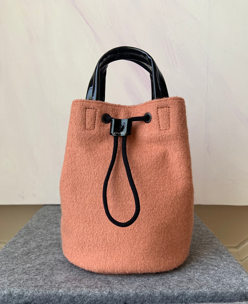 Crossbody bucket bag, Latia