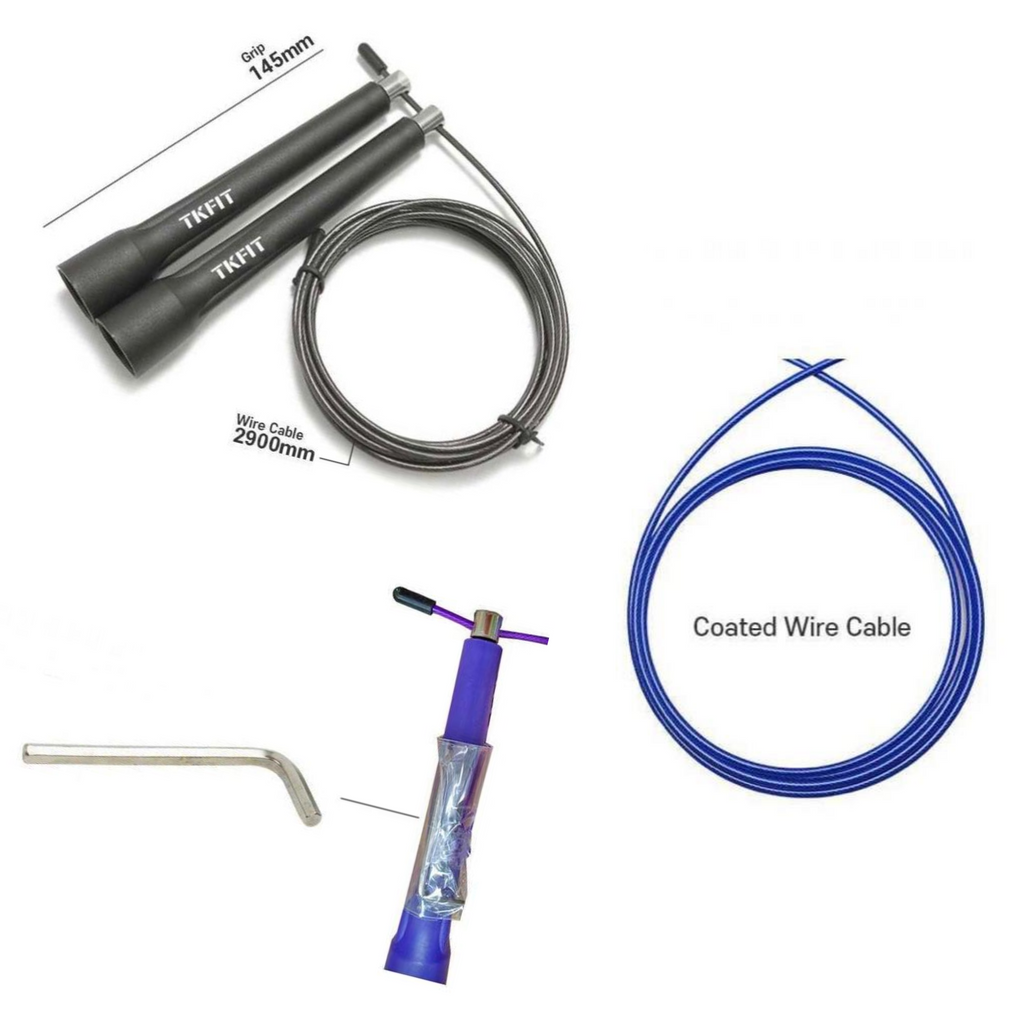 Wire Jump Rope