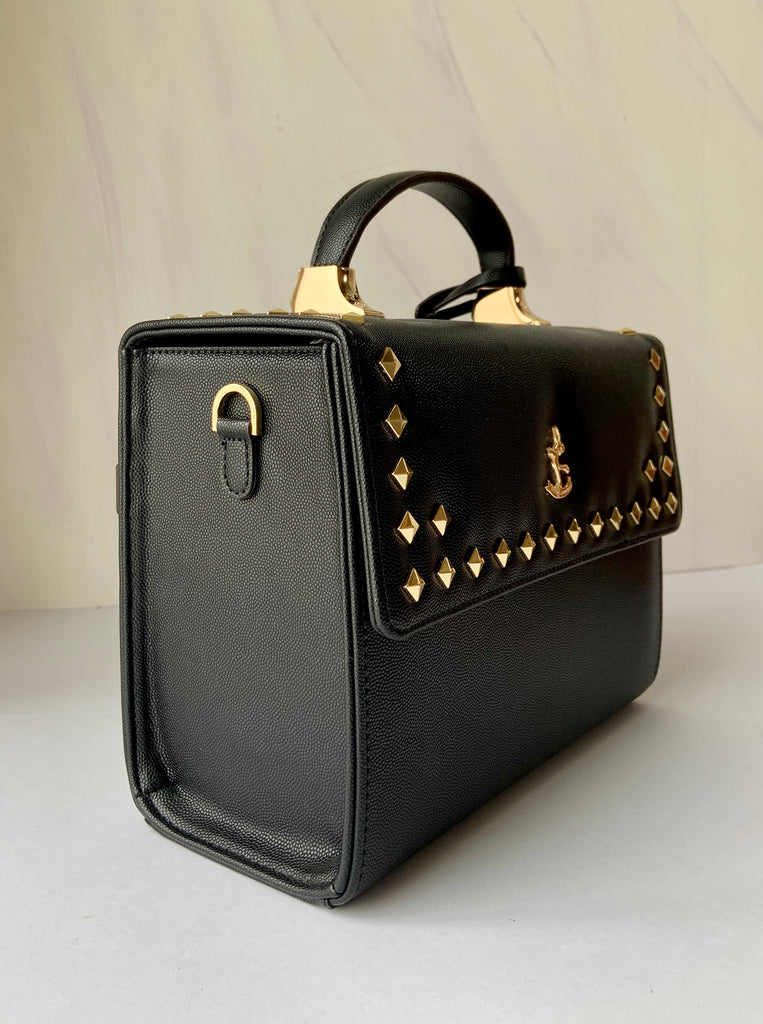 Heidi Bag, Edge Black - SPECIAL EDITION!