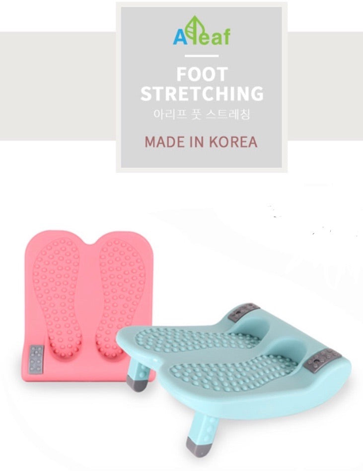 Foot & calf stretching plate.