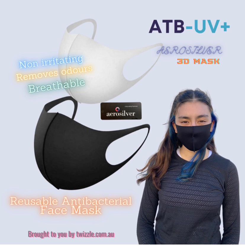 Lightweight Breathable Face Mask (reusable)