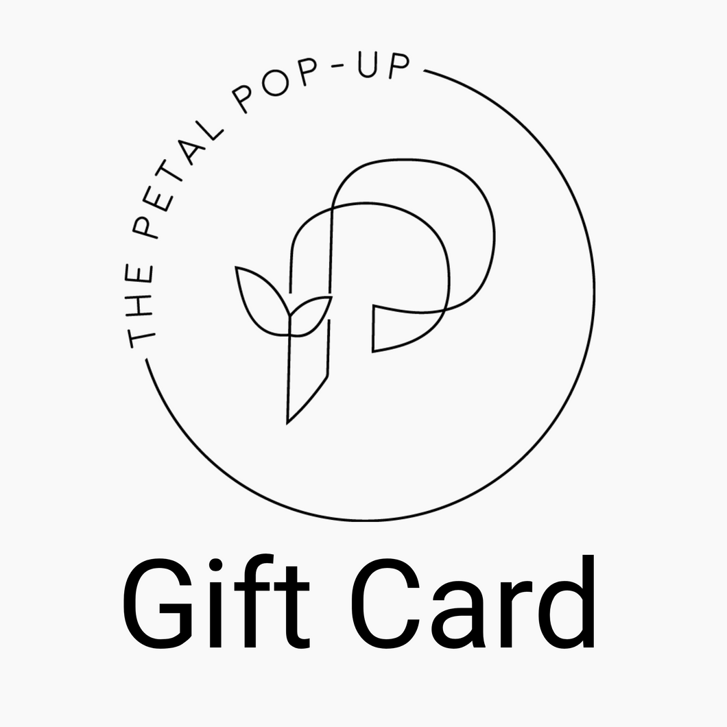 Petal Pop-Up Gift Card
