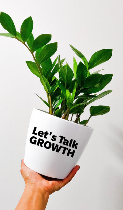 Pot - Let's Talk Growth