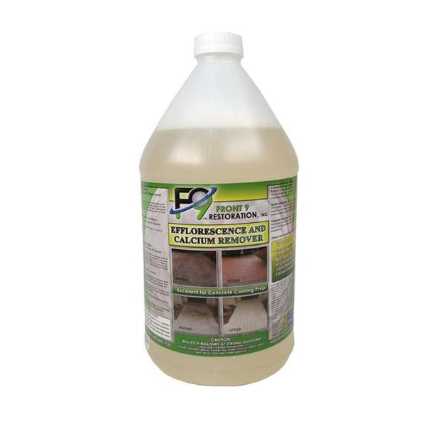 F9 Efflorescence and Calcium Remover