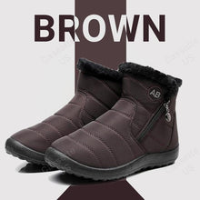 Load image into Gallery viewer, Novia Winter Warm Waterproof Snow Booties