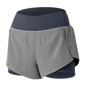 2-in-1 ACTIVE SKORT (ANTI-CHAFING & ANTI- PEEPING)
