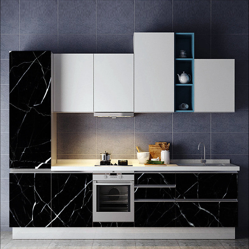 Black Marble Wallpaper Mural Marblewallpapers