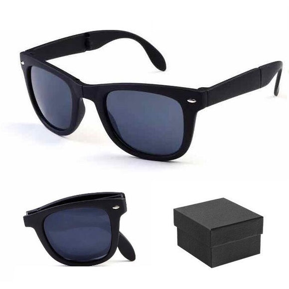 Korean Unisex Fold Driving Frame Sunglasses - BUY 1 TAKE 1