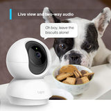 TP-Link Tapo C200 Pan/Tilt 360° 1080p Night Vision Home Security Wi-Fi Camera