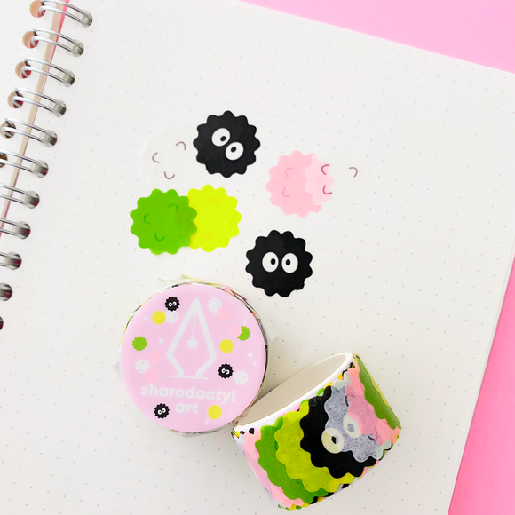 Konpeito Overlapping Washi Tape