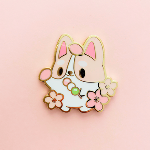 Limited Edition Sakura Butters The Corgi