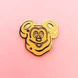 Park Snacks Enamel Pin