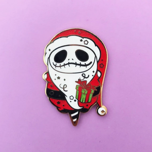♥B GRADE♥ Sandy Claws Cotton Candy Enamel Pin