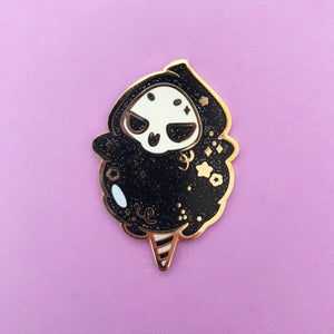 Reaper Cotton Candy Enamel Pin