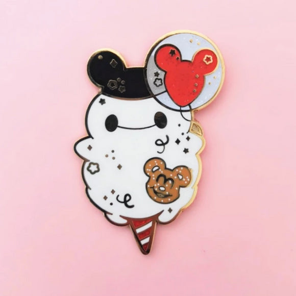 ♥B GRADE PIN♥ Limited Edition Red Balloon Enamel Pin