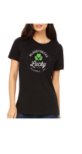 Load image into Gallery viewer, Lady Luck Tee - Bloodydecks - BDOutdoors - Fishing Tee Shirts