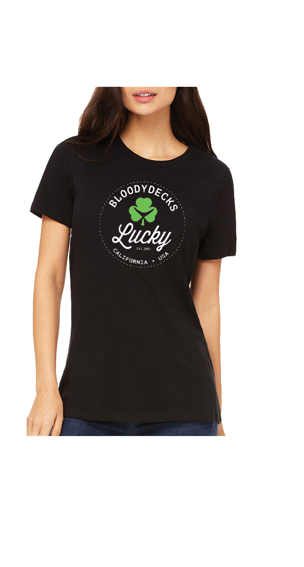 Lady Luck Tee - Bloodydecks - BDOutdoors