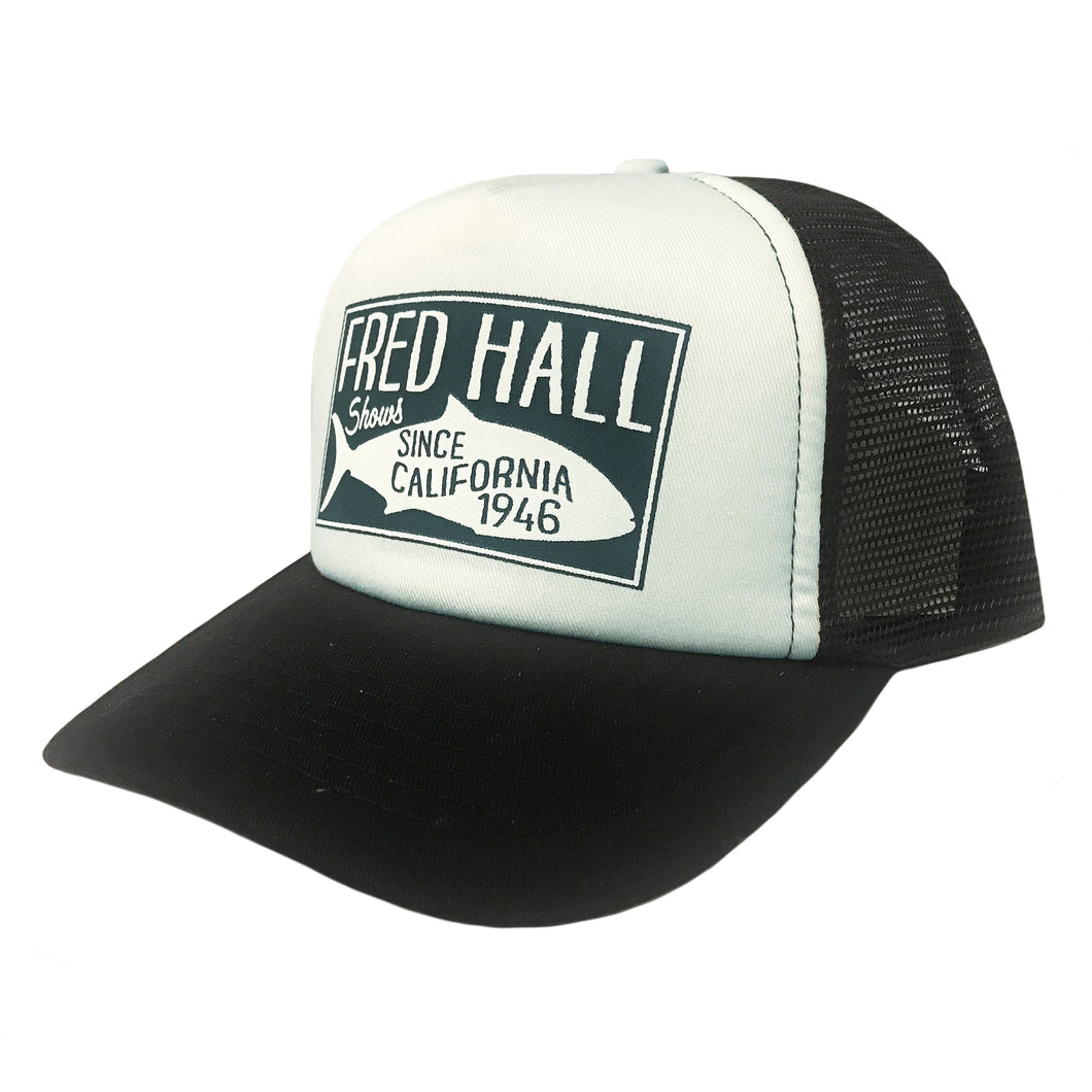 Fred Hall Shows Trucker Hat - Bloodydecks - BDOutdoors - Fishing Tee Shirts