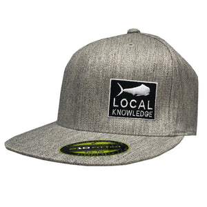 LOCAL KNOWLEDGE S4 FITTED L/XL - Bloodydecks - BDOutdoors - Fishing Tee Shirts