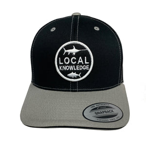 LOCAL KNOWLEDGE S5 (BLK) SNBK - Bloodydecks - BDOutdoors