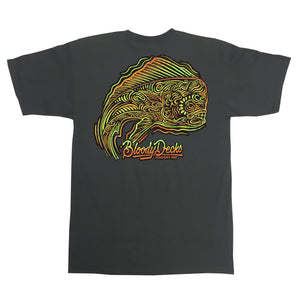 Bloodydecks Mahi Mahi Tee - Bloodydecks - BDOutdoors