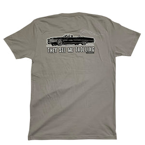 Local Knowledge See Me Trolling - Bloodydecks - BDOutdoors - Fishing Tee Shirts