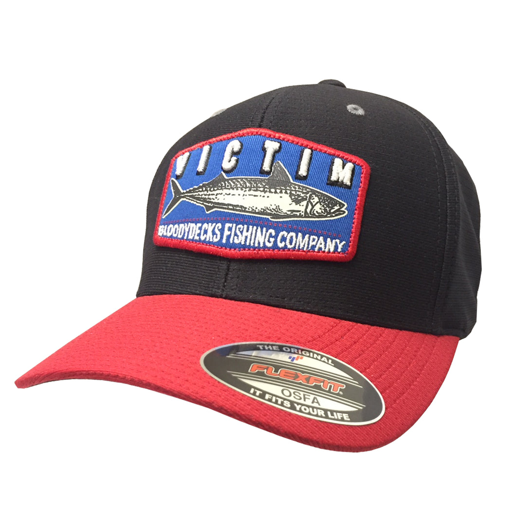 Bait Victim Fishing Hat - Bloodydecks - BDOutdoors - Fishing Tee Shirts