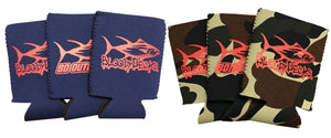 Bloodydecks Koozies- 6 Pack - Bloodydecks - BDOutdoors