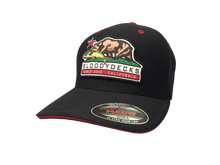 Load image into Gallery viewer, Bloodydecks CA Bear Patch Hat - Bloodydecks - BDOutdoors