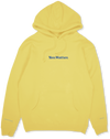 You Matter Hoodie - Baby Yellow & Blue