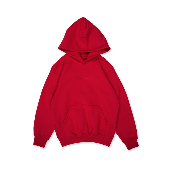 """You Matter"" Kids Hoodie - Red"