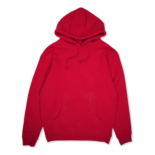 You Matter Hoodie - Red Monochrome