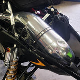 BMP Fat Azz Performance Pipe for 2019 Polaris AXYS 850 Patriot