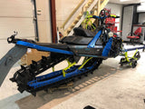 Ski-Doo 850 Sonic Low Elevation (LE) Turbo System