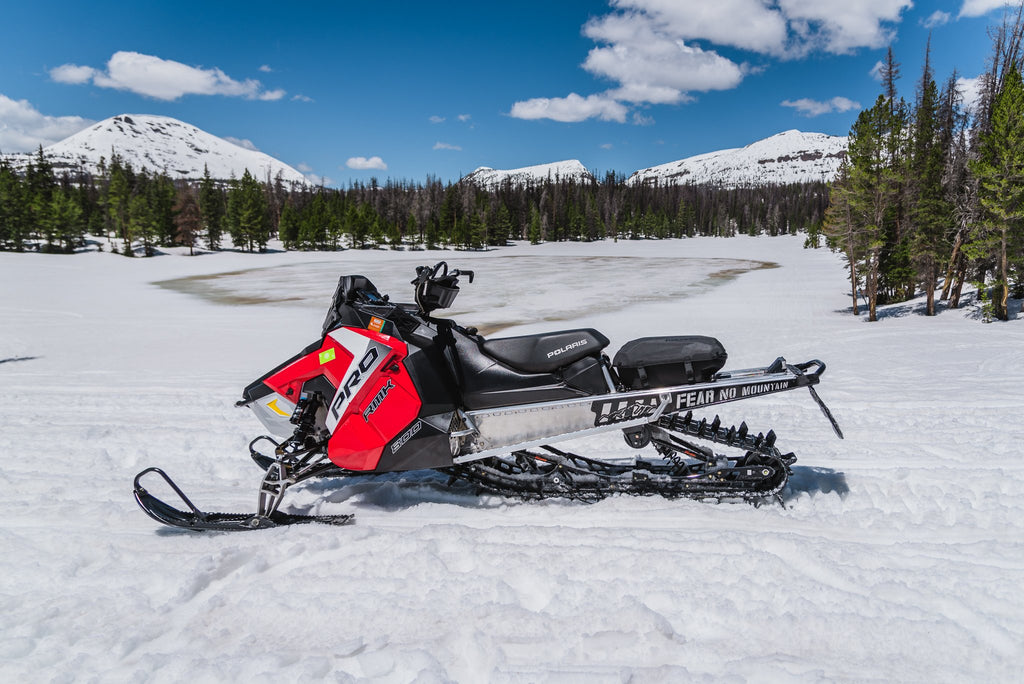Polaris Axys 800 Low Elevation Turbo System