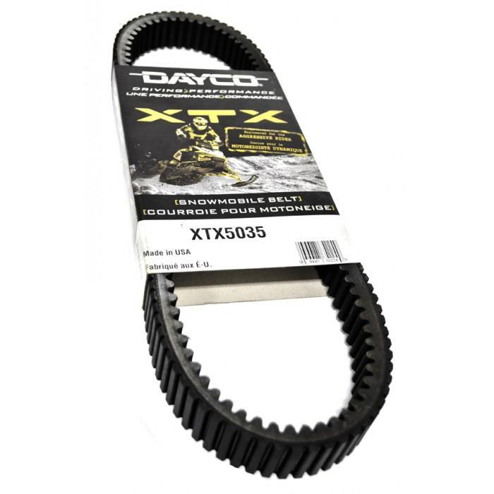 Dayco XTX Extreme Torque Snowmobile Belts - Sleddersrus
