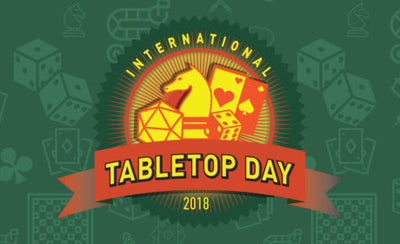 Happy International Tabletop Day