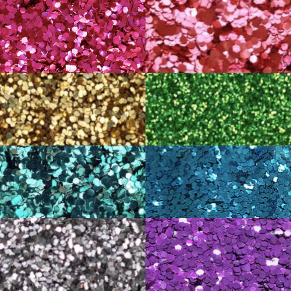 INGREDIENT SPOTLIGHT-Plastic Glitter