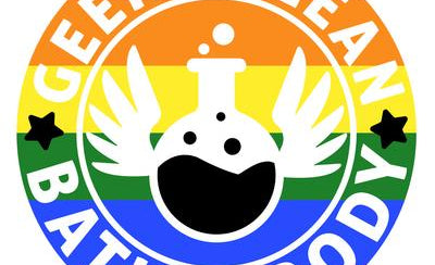 Celebrating Pride with a new logo!