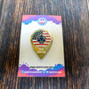 USA Critter Enamel Pin Badge