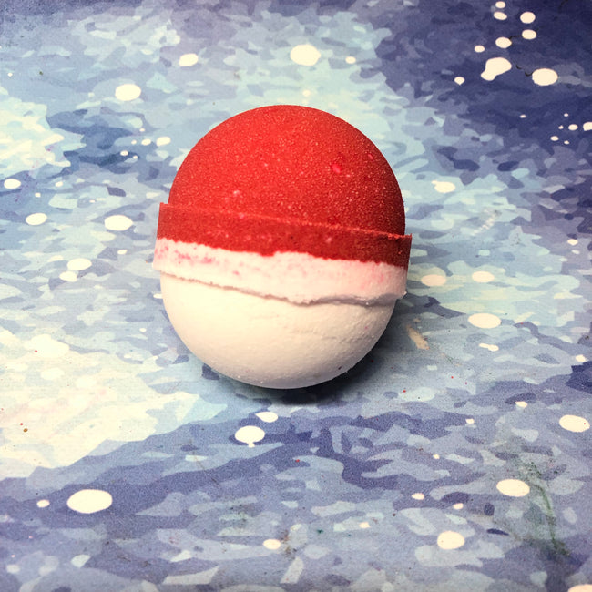 Pokebomb | Cherry Blossom | Bath Bomb with Toy inside