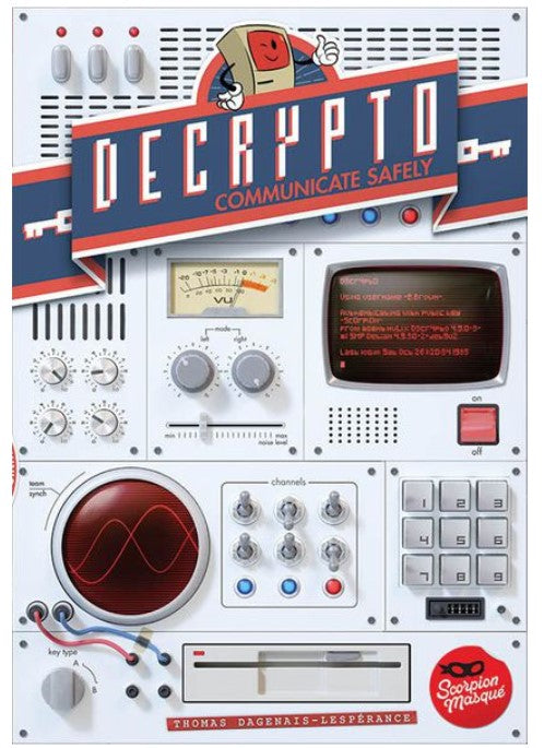 Review: Decrypto --- The Board Geeks Store