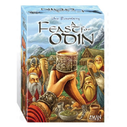A Feast For Odin *PRE-ORDER February 2021