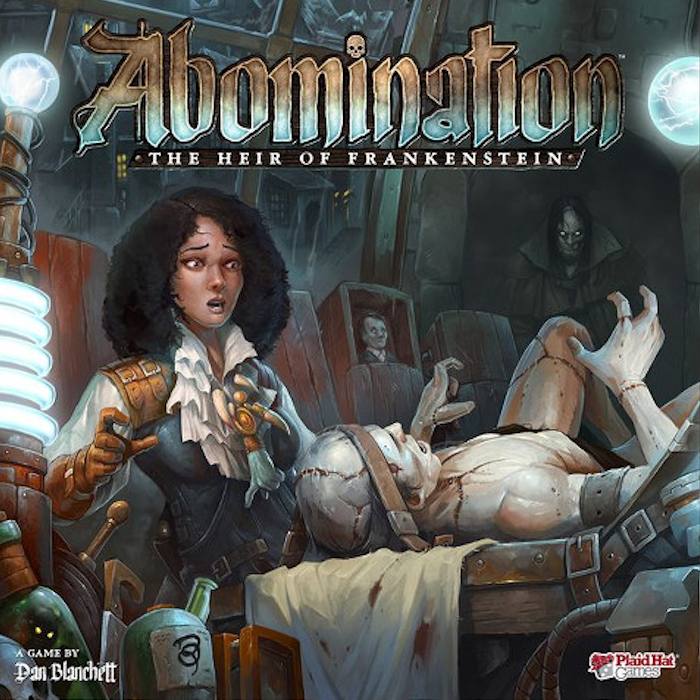 Abomination: The Heir of Frankenstein (PRE-ORDER LATE SEP)