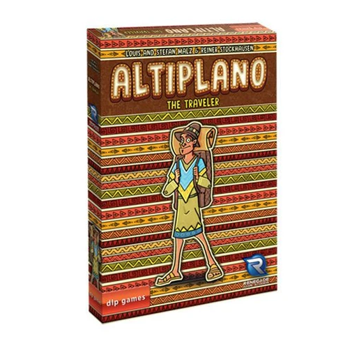 Altiplano Expansion: The Traveler