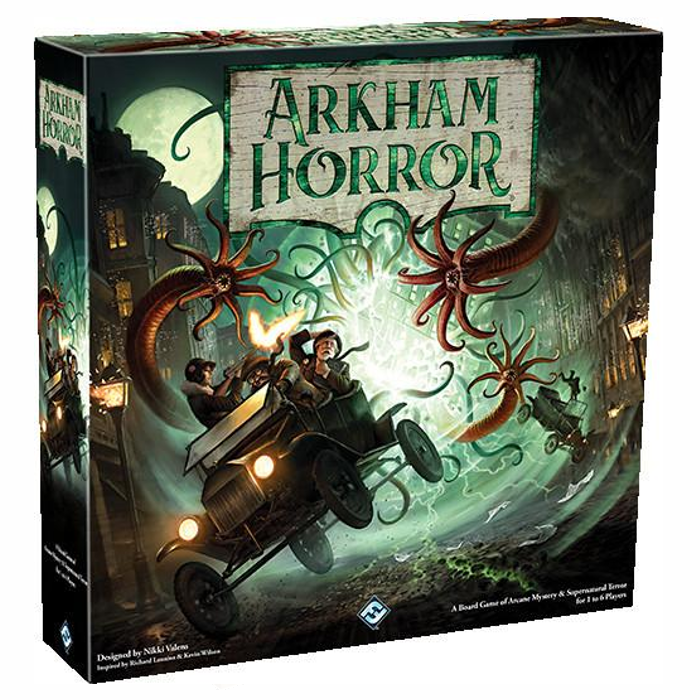 Arkham Horror Board Game: Third Edition