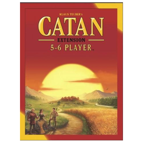 Catan (5th Edition): 5-6 Player Extension