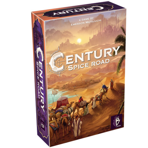 Century: Spice Road (PRE-ORDER Early/Mid August 2020)